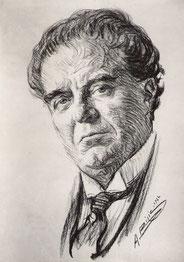 Pietro Mascagni  El Maestro 1922