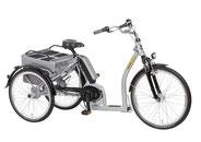 Pfau-Tec Grazia Bosch Elektro-Dreirad für Erwachsene - Shopping-Dreirad 2017
