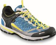 """Der Meindl Exaroc GTX® wurde als einziger Schuh im Test mit """"überragend"""" ausgezeichnet"""