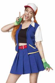 Ash Trainer Kostüm