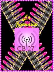 CB27 en femenino