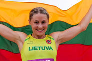 2012 London: Laura Asadauskaite (LTU) Women's Olympic Champion