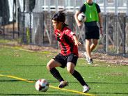 女子サッカー留学 アメリカ 日本人