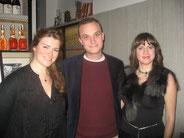 Olga Potap, Patrik Lewis, Larissa Grabois