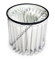 Taschenfilter beschichtet