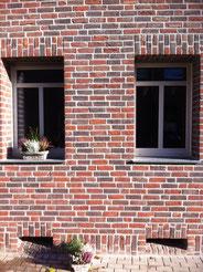 Sprossenfenster vorne