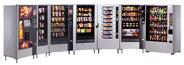 Máquinas Vending para Refrescos, Botanas, Café