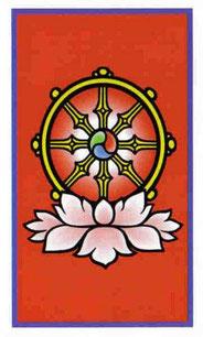 Buddha Tarot - Dos