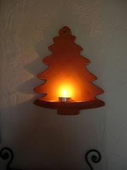 Weihnachtliches aus Keramik