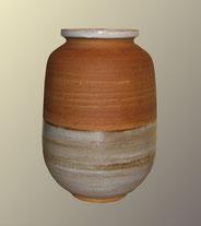 Vasija de refractario Ø 38 x 55 cm.
