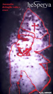 5A - crop volto e croce evidenziati
