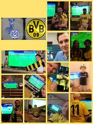 1. Runde Pokal, MSV Duisburg - BVB, 0:5