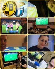5. Runde CL, BVB - Lazio Rom, 1:1
