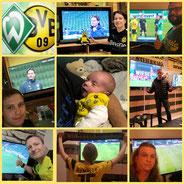 12. Runde BL, SV Werder Bremen - BVB, 1:2