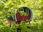 Nature Loire Valley - Glamping Campsite - Gypsy style caravans