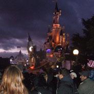Disneyland, Fontainebleau,Vaux le Vte