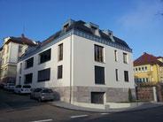 Referenz Exclusives Mehrfamilienhaus in Pforzheim