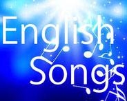 英語で一緒に歌いましょう!