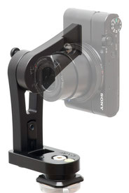 pocketPANO COMPACT panoramic head, panorama head, nodal head for Sony RX100