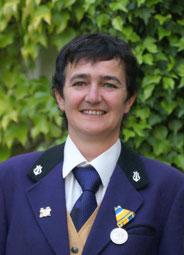 Silvia Zahlner, Schlagzeug Obmann Stv.