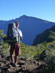 Piton des Neiges 3.100 mètres (Ile de La Reunion)