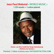 "Jean Paul Wabotaï ""World Music"" 12/12/ 2017 - Picap Records"