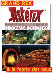 REX 2014 Asterix domaine des dieux