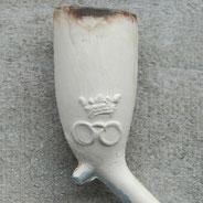 Bril, Gouda/Alphen ca 1740-1800