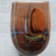 Handbeschilderde Baronite van Goedewaagen