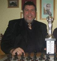 Hans-Martin Röder Vereinsmeister Blitz