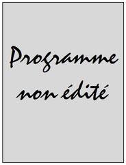 Programme  PSG-Lorient  2014-15