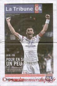 Programme  Lyon-PSG  2014-15