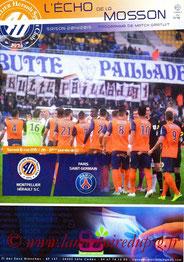 Programme  Montpellier-PSG  2014-15
