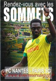 Programme  Nantes-PSG  2014-15