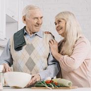 Ergotherapie Riesa Weida Geriatrie Altersheilkunde Demenz Schlaganfall Parkinson Hirnleistungstraining