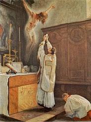 Presence réelle de Notre Seigneur Jésus