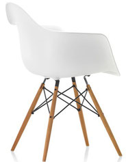 Chaise DAW Vitra Luxembourg