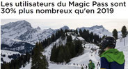 TSR, 12h30, 10.03.2020 -Magic Pass 4