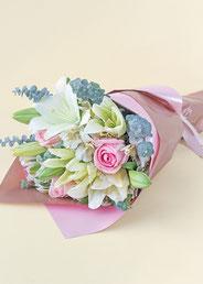 Ramo de flores diversos colores