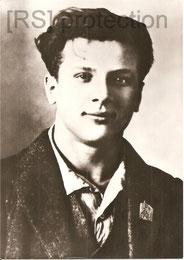 [AK:  Erich Honecker 1930/31. Foto: Institut ML beim ZK der SED. Eigentum: R. Saalfeld]