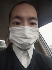 齊藤ヒト自撮り画像