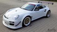 Porsche 911 997 GT2 4.1l GT3R Umbau