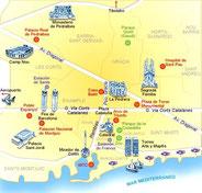 отели в барселоне, гостиница в барселоне, размещение в барселоне, барселона броня отеля