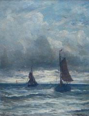 Hendrik W. Mesdag (1831 - 1915) Limit: 18.000 € | Zuschlag: 53.750 €