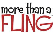 more than a fling - Skandinavische Kindermode, logo