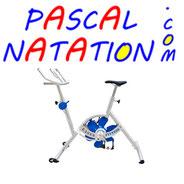 Cours d'Aquabike à la Ciotat avec votre coach Pascal Natation