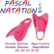 Cours d'Aquagym et Aquapalmes à La Ciotat avec votre coach Pascal Natation