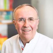 Prof. Dr. Wambach / Ehemaliger Chefarzt der Hertener Kardiologie