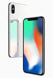 Das futuristische Design des iPhone X