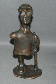 Wehrmann Bronze,, 2/20, 1984, 25,5 cm, 2340,0 g., € 220,00